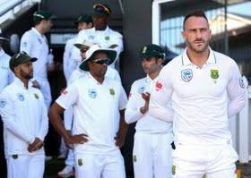 South Africa announced Test squad for Test Series against England